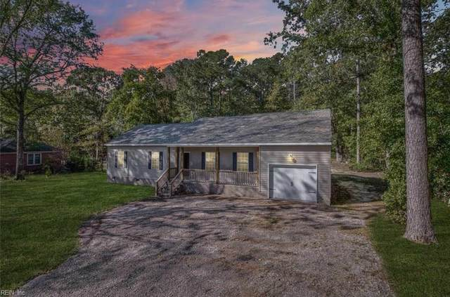 19090 Lakeside Dr, Southampton County, VA 23837 (MLS #10309348) :: Chantel Ray Real Estate