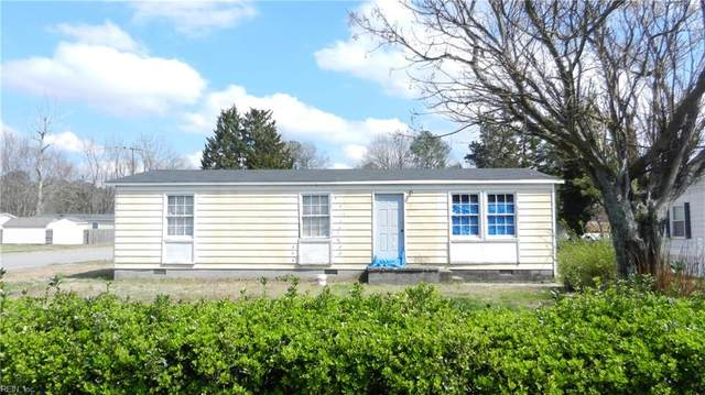 301 Madison St, Franklin, VA 23851 (MLS #10309376) :: Chantel Ray Real Estate