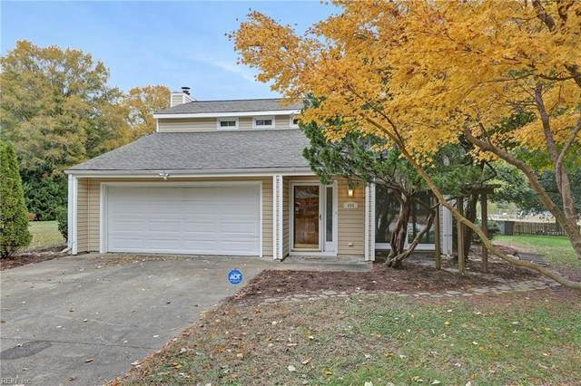404 Dunham Massie Dr, Hampton, VA 23669 (MLS #10309407) :: Chantel Ray Real Estate