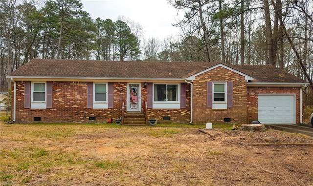 23156 Hanging Tree Rd, Southampton County, VA 23837 (#10309409) :: RE/MAX Central Realty