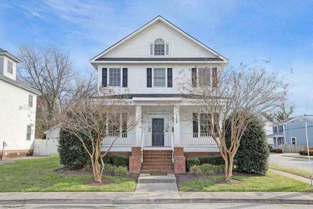 1115 Harrell St, Portsmouth, VA 23704 (#10309426) :: Upscale Avenues Realty Group