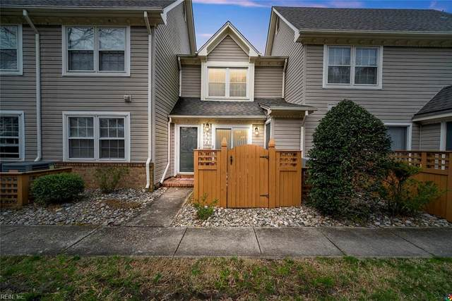 3809 Falling River Rch #E, Portsmouth, VA 23703 (MLS #10309443) :: Chantel Ray Real Estate