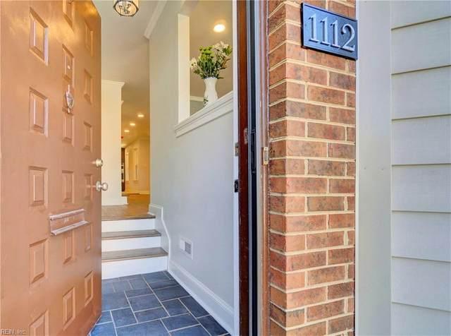 1112 Llewellyn Mews, Norfolk, VA 23507 (#10309502) :: Atlantic Sotheby's International Realty