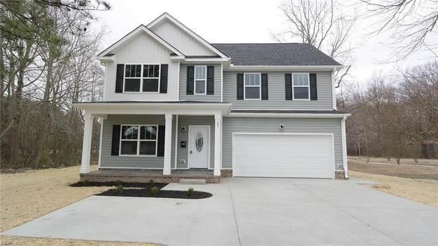 208 Parkdale Ave, Hampton, VA 23669 (#10309512) :: Kristie Weaver, REALTOR