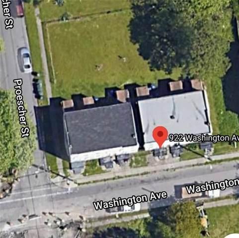 922 Washington Ave, Norfolk, VA 23504 (MLS #10309526) :: Chantel Ray Real Estate