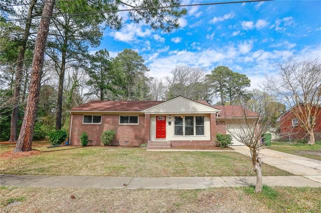3760 N Ingleside Dr, Norfolk, VA 23502 (MLS #10309529) :: Chantel Ray Real Estate