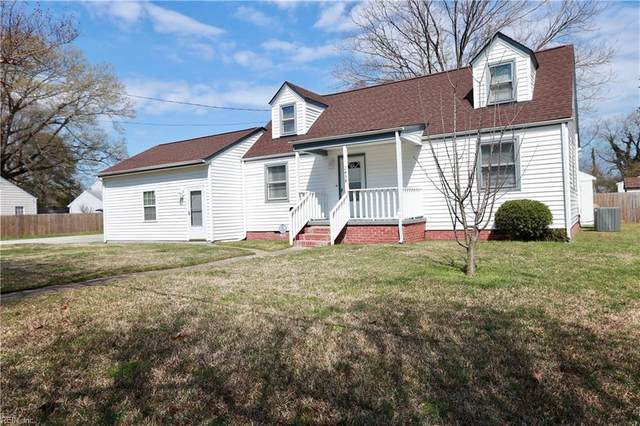 2434 Shafer St, Norfolk, VA 23513 (MLS #10309625) :: Chantel Ray Real Estate