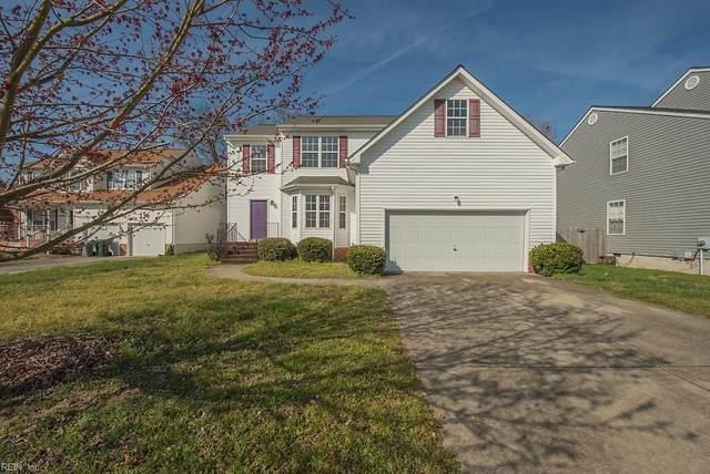16 St Johns Dr, Hampton, VA 23666 (MLS #10309642) :: Chantel Ray Real Estate