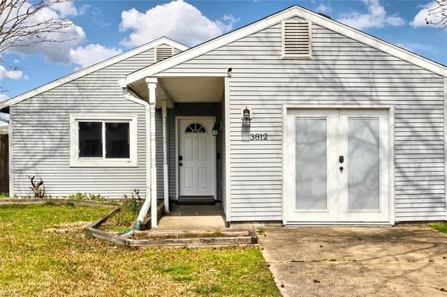 3812 Tiffany Ln, Virginia Beach, VA 23456 (#10309652) :: The Kris Weaver Real Estate Team