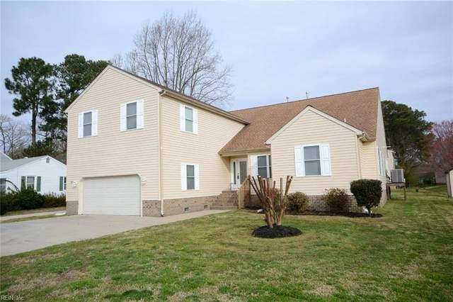 551 Fox Hill Rd, Hampton, VA 23669 (MLS #10309657) :: Chantel Ray Real Estate
