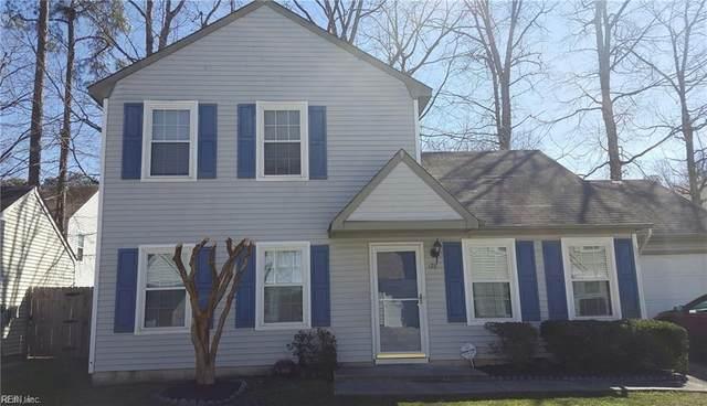 178 N Hunt Club Rn, Newport News, VA 23608 (MLS #10309674) :: Chantel Ray Real Estate