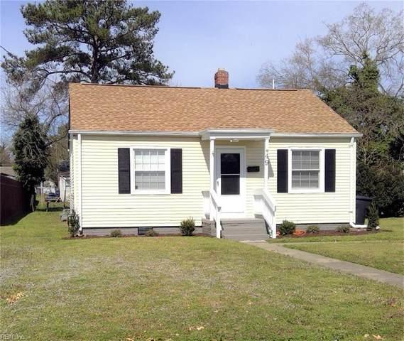 49 Harvard Rd, Portsmouth, VA 23701 (MLS #10309685) :: Chantel Ray Real Estate