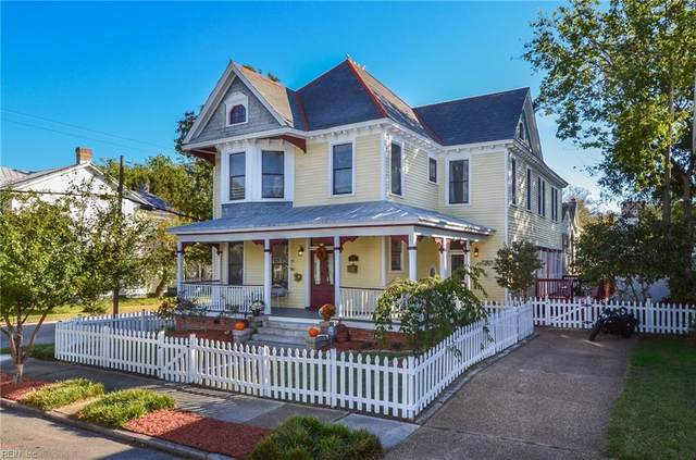 101 Linden Ave, Portsmouth, VA 23704 (#10309693) :: Upscale Avenues Realty Group
