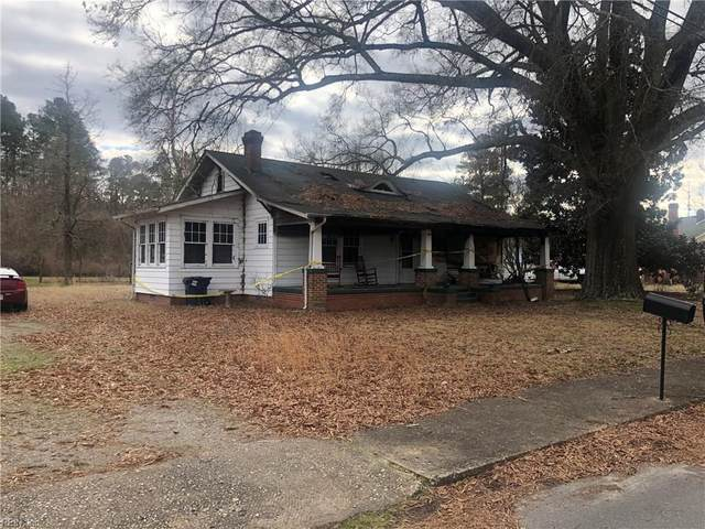 321 Gray Ave Ave, Sussex County, VA 23890 (MLS #10309733) :: Chantel Ray Real Estate