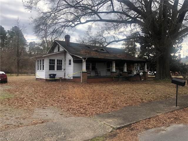 321 Gray Ave Ave, Sussex County, VA 23890 (#10309733) :: Atlantic Sotheby's International Realty