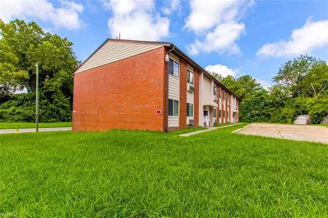 1801 Bower St, Norfolk, VA 23504 (MLS #10309752) :: Chantel Ray Real Estate