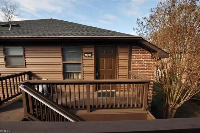 149 Windsor Castle Dr G, Newport News, VA 23608 (MLS #10309770) :: Chantel Ray Real Estate