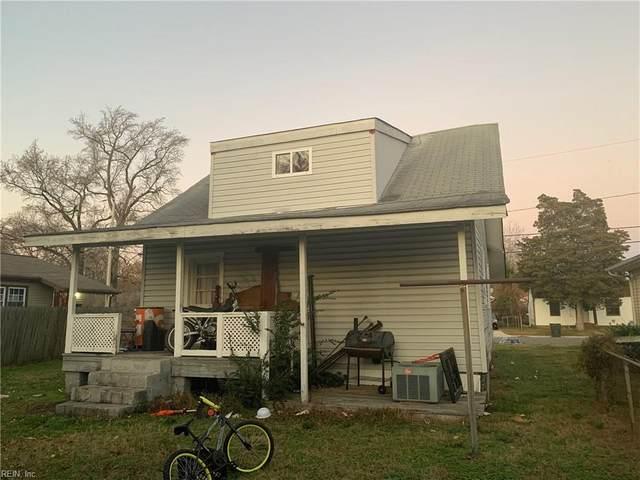 709 Ridgeway Ave, Hampton, VA 23661 (#10309780) :: Abbitt Realty Co.