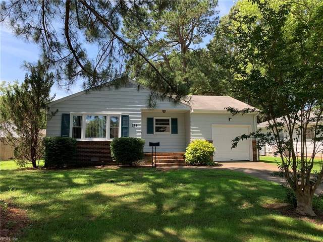 284 Exeter Rd, Newport News, VA 23602 (MLS #10309800) :: Chantel Ray Real Estate