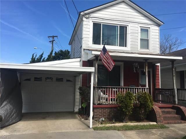 934 Gordon Ave, Norfolk, VA 23504 (MLS #10309813) :: Chantel Ray Real Estate