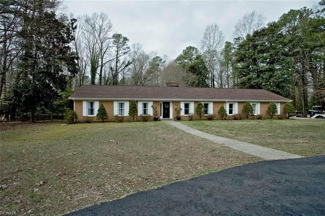 409 Fenton Mill Rd, York County, VA 23188 (MLS #10309822) :: Chantel Ray Real Estate
