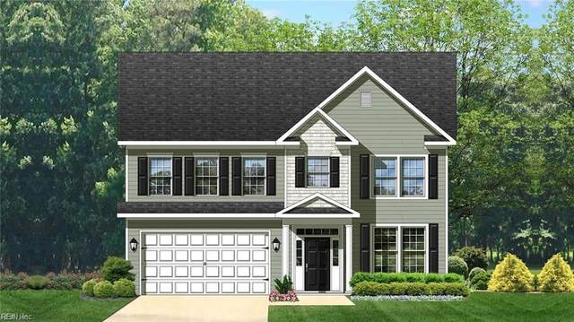 56 Mill Creek Ct, Hampton, VA 23663 (#10309898) :: Abbitt Realty Co.