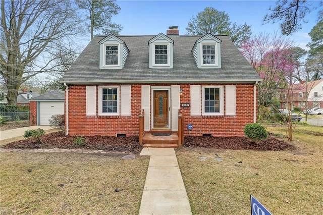 3557 Gatling Ave, Norfolk, VA 23502 (MLS #10309940) :: Chantel Ray Real Estate