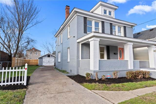1025 31st St, Newport News, VA 23607 (MLS #10309985) :: Chantel Ray Real Estate