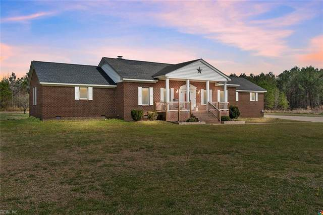 3136 Carolina Rd, Suffolk, VA 23434 (MLS #10309992) :: Chantel Ray Real Estate