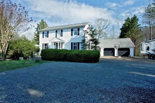 12107 Harcum Rd, Gloucester County, VA 23061 (MLS #10310024) :: Chantel Ray Real Estate