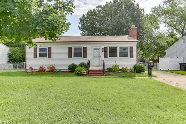 8520 Orcutt Ave, Hampton, VA 23605 (MLS #10310054) :: Chantel Ray Real Estate