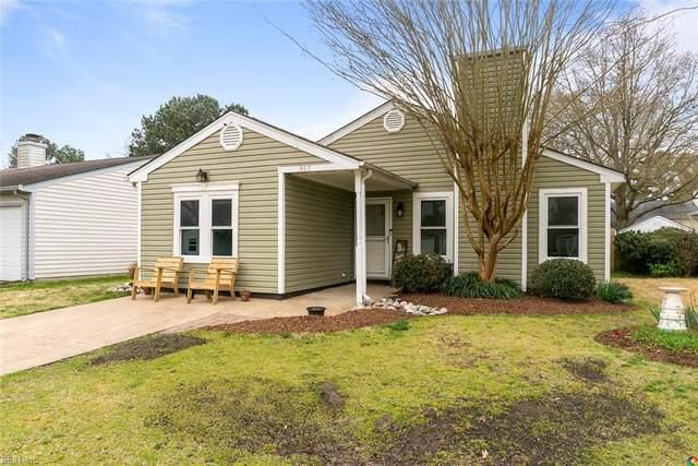 917 Scarlet Oak Ct N, Chesapeake, VA 23320 (MLS #10310094) :: Chantel Ray Real Estate