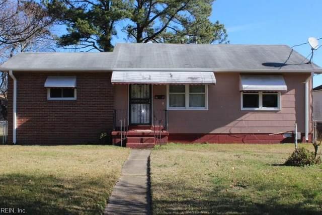 1607 Stratford St, Portsmouth, VA 23701 (MLS #10310145) :: Chantel Ray Real Estate