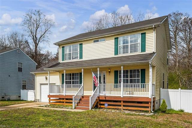 1220 Woods Edge Cir, Suffolk, VA 23434 (MLS #10310161) :: Chantel Ray Real Estate