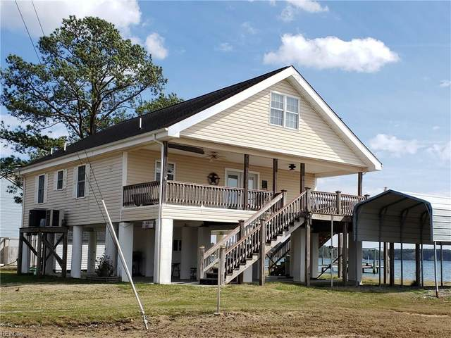44 Bayshore Ave, Mathews County, VA 23128 (MLS #10310183) :: Chantel Ray Real Estate