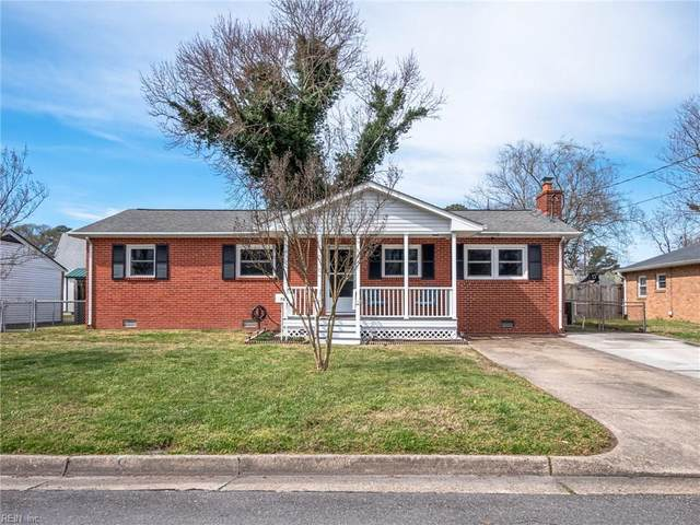 703 Kings View Ct, Hampton, VA 23669 (MLS #10310220) :: Chantel Ray Real Estate
