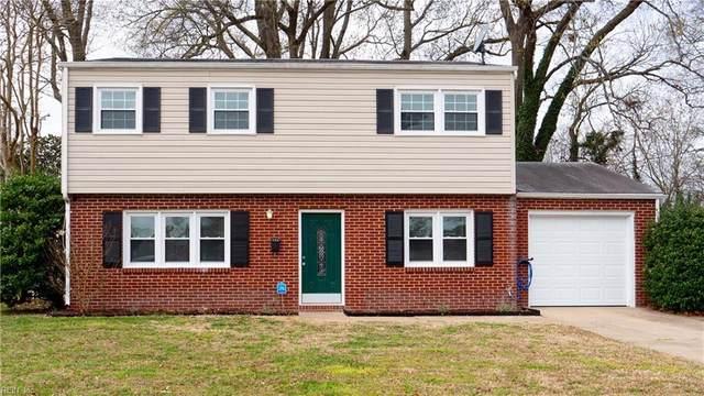703 Essex Park Dr, Hampton, VA 23669 (MLS #10310224) :: Chantel Ray Real Estate