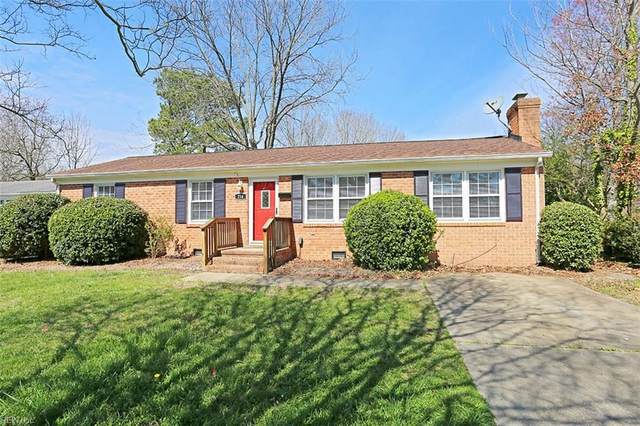 214 Goode Dr, Newport News, VA 23602 (#10310263) :: Abbitt Realty Co.