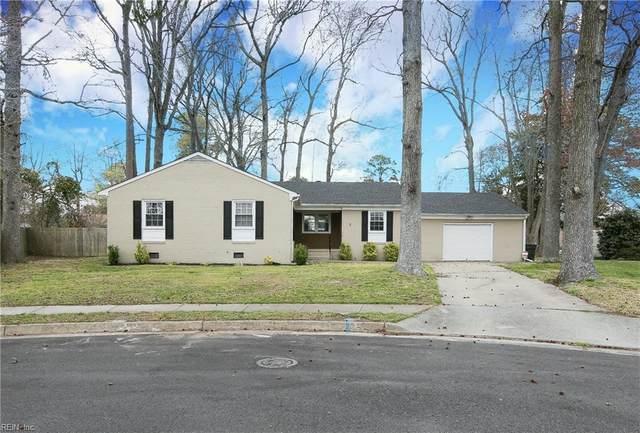 3 Yulee Ct, Hampton, VA 23669 (#10310264) :: Abbitt Realty Co.