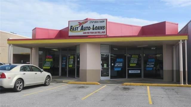 1932 N Armistead Ave, Hampton, VA 23666 (#10310282) :: Abbitt Realty Co.