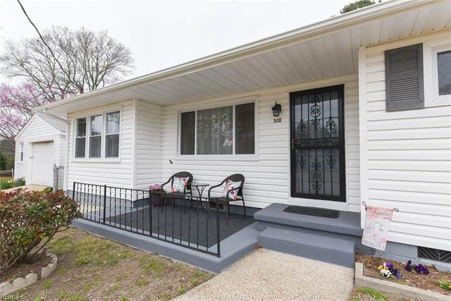 308 Oaklette Dr, Chesapeake, VA 23325 (MLS #10310285) :: Chantel Ray Real Estate