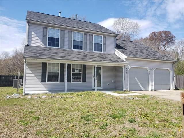 405 White Oak Ln, Suffolk, VA 23434 (MLS #10310305) :: Chantel Ray Real Estate