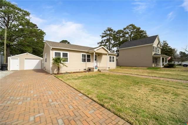 4010 Garwood Ave, Portsmouth, VA 23701 (MLS #10310318) :: Chantel Ray Real Estate