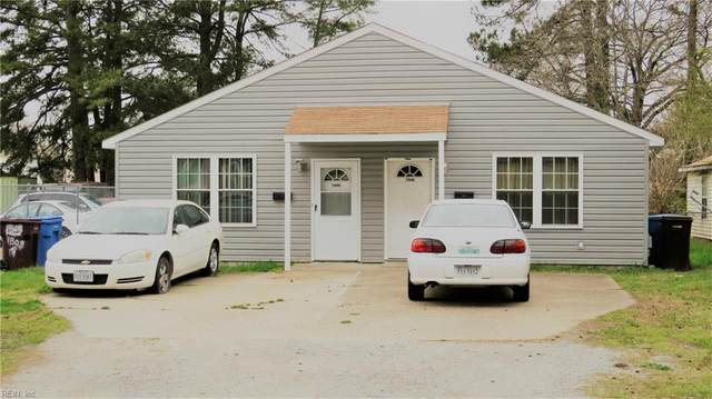 1308 Transylvania Ave, Chesapeake, VA 23324 (MLS #10310340) :: Chantel Ray Real Estate