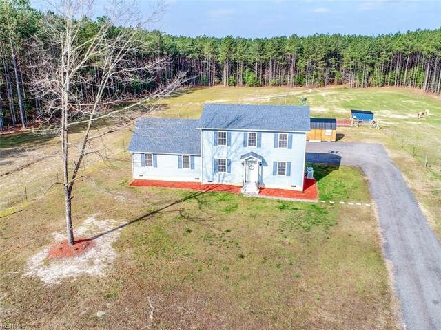 21304 Medicine Springs Rd, Southampton County, VA 23837 (#10310357) :: RE/MAX Central Realty