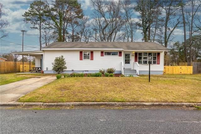 210 Tudor Rd, Portsmouth, VA 23701 (MLS #10310367) :: Chantel Ray Real Estate