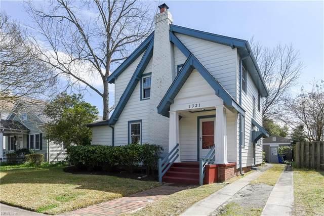 1321 Cornwall Pl, Norfolk, VA 23508 (MLS #10310377) :: Chantel Ray Real Estate