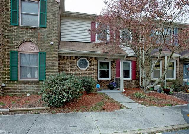 75 Dawn Ln, Hampton, VA 23666 (#10310401) :: Berkshire Hathaway HomeServices Towne Realty