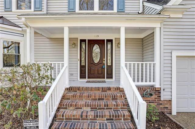 119 King Forest Ln, Newport News, VA 23608 (#10310410) :: Upscale Avenues Realty Group