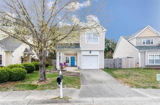 205 Rollins Way, York County, VA 23692 (MLS #10310411) :: Chantel Ray Real Estate
